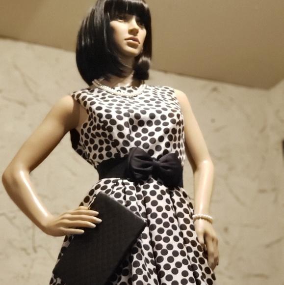 5 ITEMS! Dress & purse w/accessories
